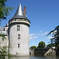 Castle Sully Sur Loire - France by Christiane Schulze Art And Photography