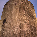 Castle Tower by Paulo Monteiro