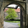 Castle Vischering Archway by Christiane Schulze Art And Photography