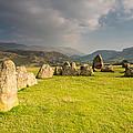 Castlerigg Circles Inner Chamber by David Head