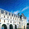 Castles Of France by Jeelan Clark