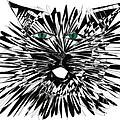 Cat Iwan by Justyna JBJart