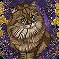 cat by Karen Sheltrown