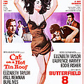Cat On A Hot Tin Roof, Combo Poster by Everett