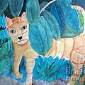 CAT by Sandy McIntire