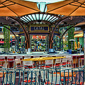 Catal Outdoor Cafe Downtown Disneyland 01 by Thomas Woolworth