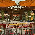 Catal Outdoor Cafe Downtown Disneyland 02 by Thomas Woolworth