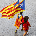 Catalan National Day 2014 by Jannis Werner