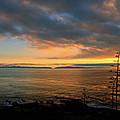 Catalina Island Sunset by Joe Schofield