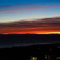 Catalina Island Sunset by Penny Lisowski