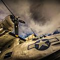 Catalina Pby-5a Miss Pick Up Low Angle by Gareth Burge Photography