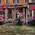 Catch A Gondola by Brenda Kean