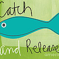 Catch And Release by Linda Woods