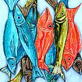 Catch Of The Day by Patti Schermerhorn