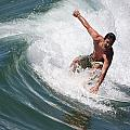 Catching The Perfect Wave by Nathan Rupert