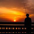 Catching The Sunset by Mechala Matthews
