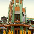 Catel Restaurant Downtown Disneyland 01 by Thomas Woolworth