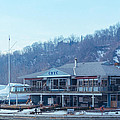 Cathedral Bluffs Yacht Club At Toronto by Kyra Savolainen