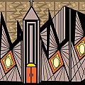 Cathedral by Carol Shoemaker