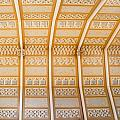 Cathedral Ceiling by Melinda Ledsome