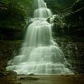 Cathedral Falls by Shane Holsclaw