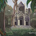 Cathedral In A Jungle by Erin Nessler