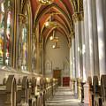 Cathedral Of Saint Helena by Juli Scalzi