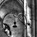 Cathedral Of Saint Maurice Bw by Mel Steinhauer