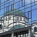 Cathedral Of Saint Sava  by Tony Murtagh