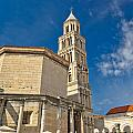 Cathedral Of Split Diocletian Palace by Brch Photography