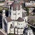 Cathedral Of St. Paul by Bill Cobb