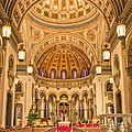 Cathedral Of The Sacred Heart 2 by Jemmy Archer