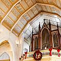 Cathedral Organ by Melinda Ledsome
