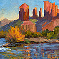 Cathedral Rock 2 by Diane McClary