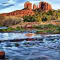 Cathedral Rock II by Diana Powell