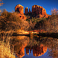 Cathedral Rock by Tom Weisbrook