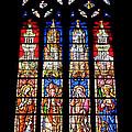 Cathedrale D'aix En Provence.france by Jennie Breeze