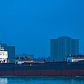 Catherine Desgagnes Downbound At Port Huron by Gales Of November