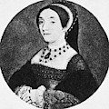 Catherine Howard (1520-1542) by Granger