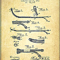 Catheter Patent From 1902 - Vintage by Aged Pixel