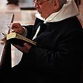 Catholic Priest by Bob Christopher