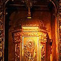 Catholic Tabernacle  by Gaspar Avila