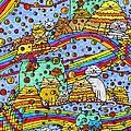 Catnip Dreamzzzs by Maggie Pringle