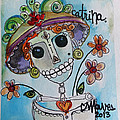 Catrina 2013 by Laurie Maves ART