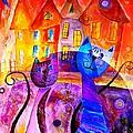Cats 0366 Marucii by Marek Lutek