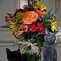 Cats 67 by Joyce StJames