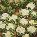 Cauliflower March by Jen Norton