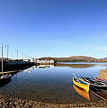 Causeway To Achill by Paul Williams