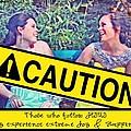 Caution by Michelle Greene Wheeler