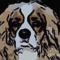 Cavalier Spaniel by Dale Powell